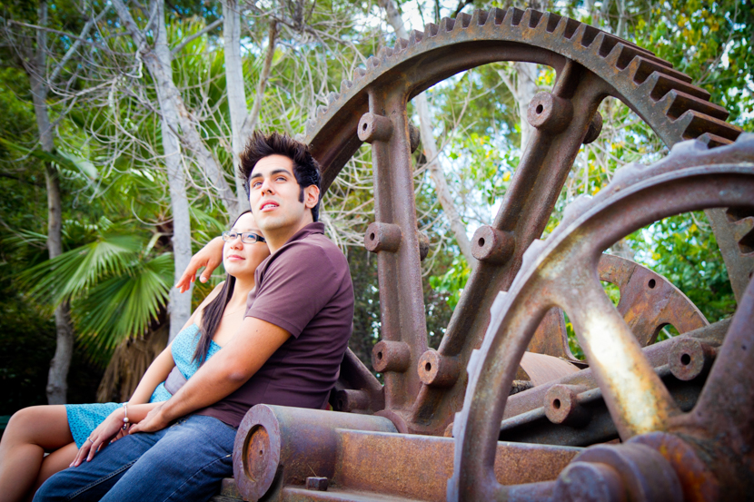 Marina and Sean Engagement Photography