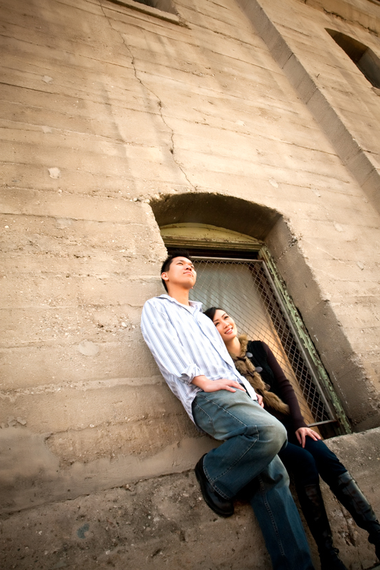 Roxanne and Hong Engagement Photography