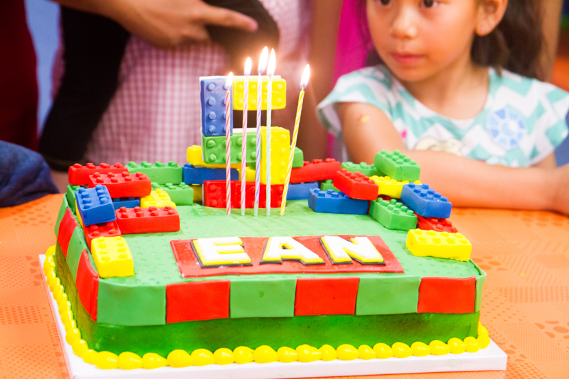 Ean Birthday Party Photography