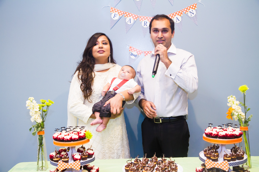 Farhan 1st Month Party Photography