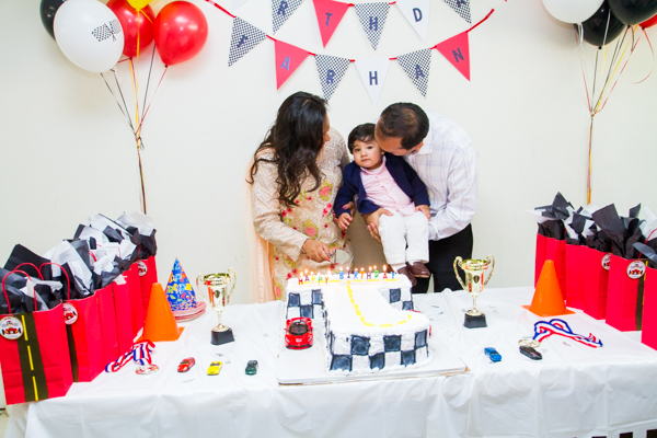 Farhan 1st Birthday Party Photography