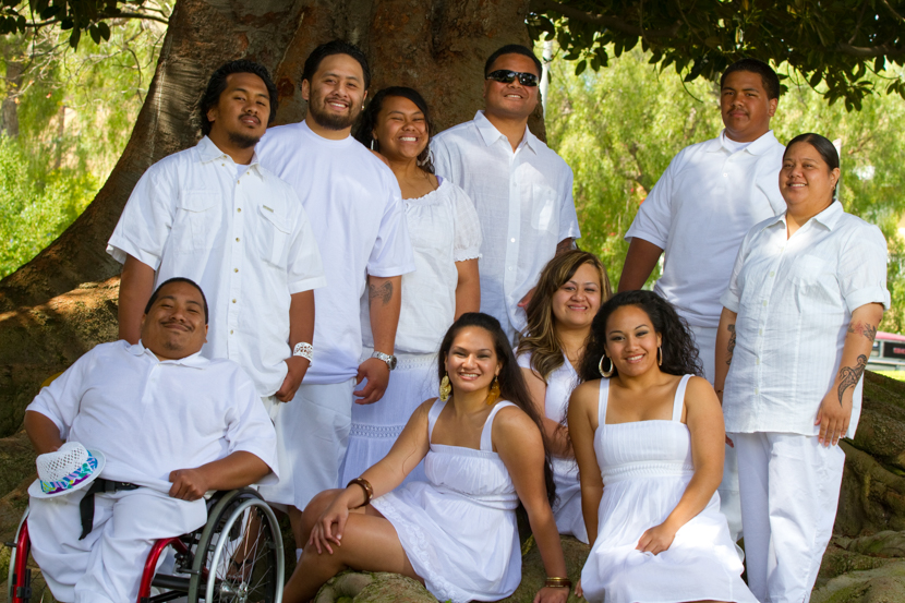 The Taulua Family Photography