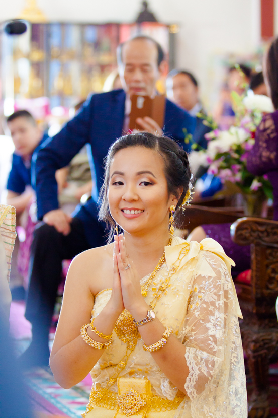 Christy and Iffy Thai  Wedding Photography